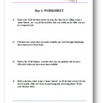 daily-Worksheets